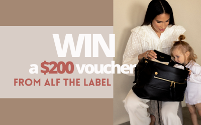 WIN: A $200 voucher from Alf the Label