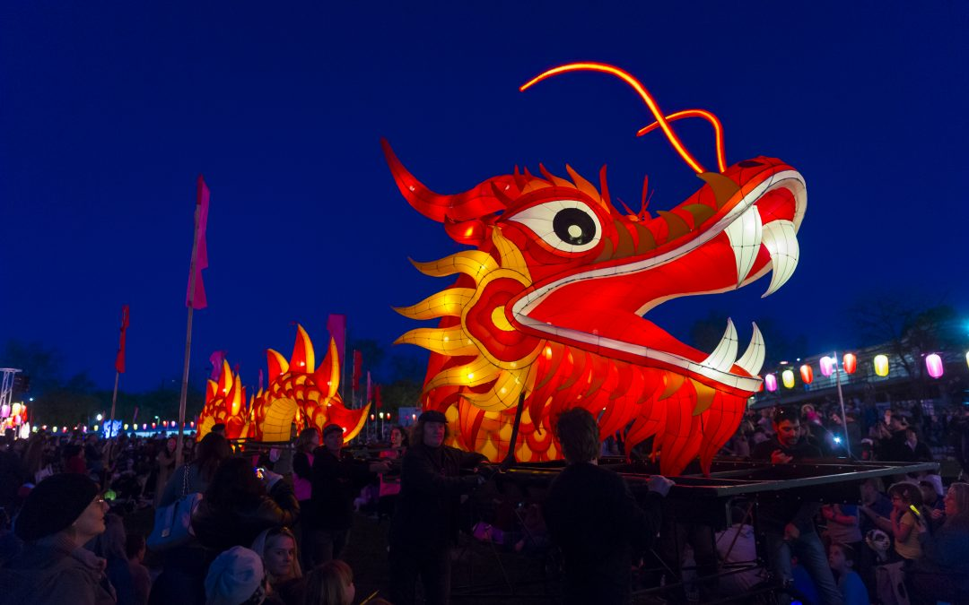 OzAsia Festival lights up tonight