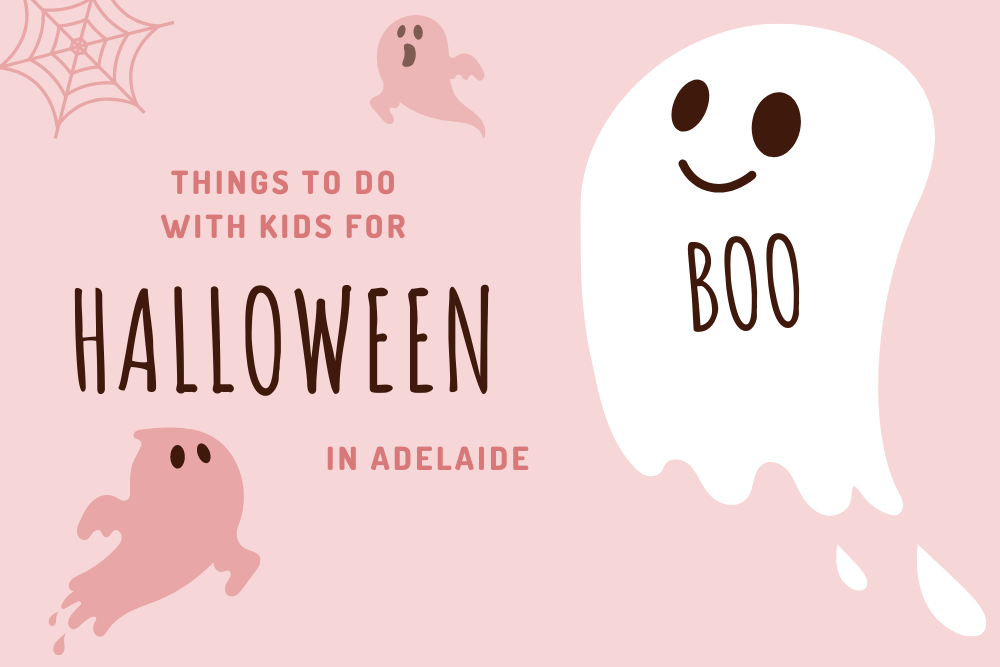 Things to do for Halloween in Adelaide