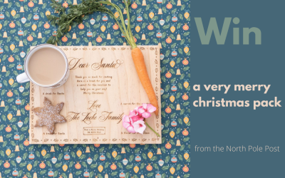 WIN: A Very Merry Christmas pack from North Pole Post