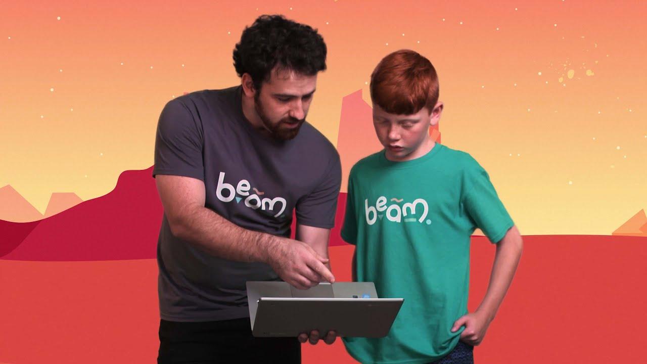 beam camp coding