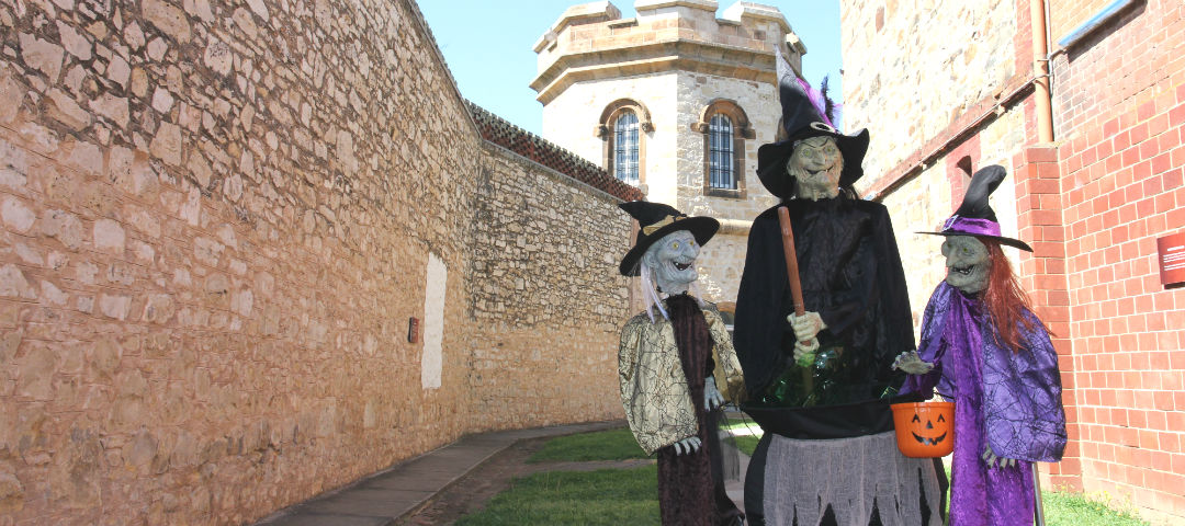 things to do with kids halloween adelaide